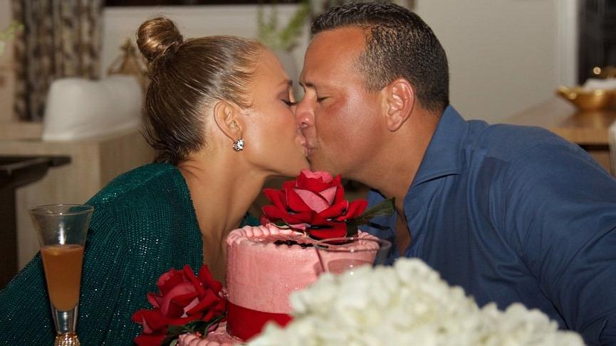 2018'in en stil sahibi çifti; Jennifer Lopez ve AlexRodriguez
