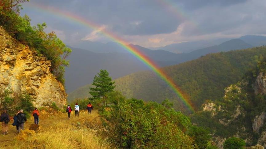 Batı Karadeniz'deki saklı cennetlerin doğal güzelliği