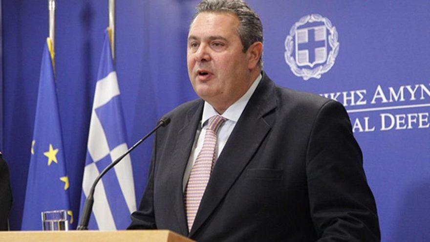 Yunan bakandan 'donanmaya yardım' çağrısı: Abiler boş geçmeyelim