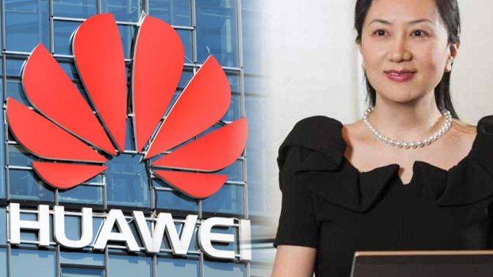 Huawei'den açıklama: Yanlışından haberdar değiliz