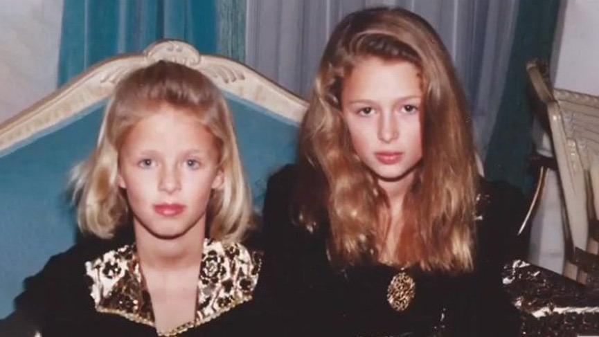 Paris Hilton'un çocukluğu