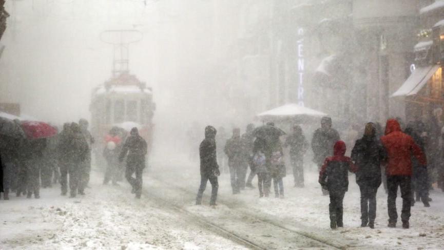 Aşırı soğuk ve karlı hafta geliyor... İstanbul donacak! | Son dakika haberleri