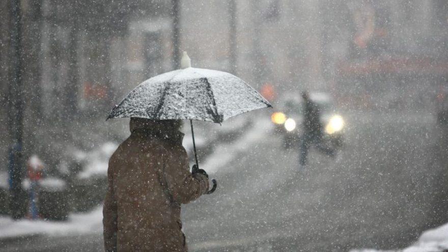 Meteoroloji'den hava durumu açıklaması: Ankara'ya kar uyarısı!