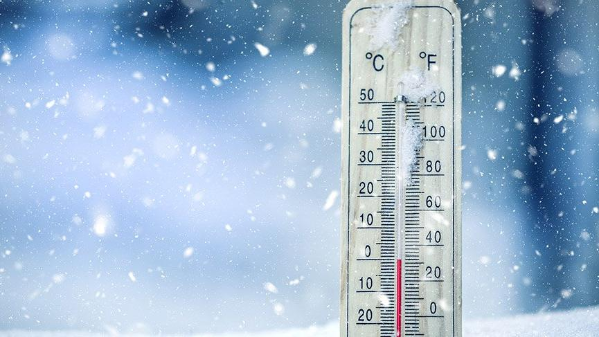 Meteoroloji'den son dakika hava durumu açıklaması   Soğuk hava, kar, yağmur, fırtına…