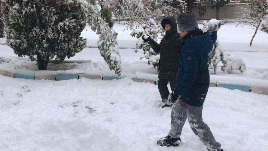 Sivas'ta okullar tatil mi? Sivas'ta 28 Aralık kar tatili ilan edilen ilçeler hangileri?