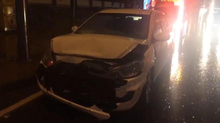 Son dakika haberi... Karadağ Kültür Bakanı İstanbul'da kaza geçirdi