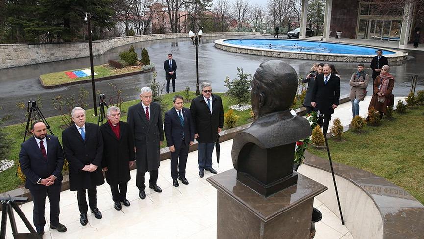 Rus Büyükelçi Karlov ölümünün 2. yılında anıldı