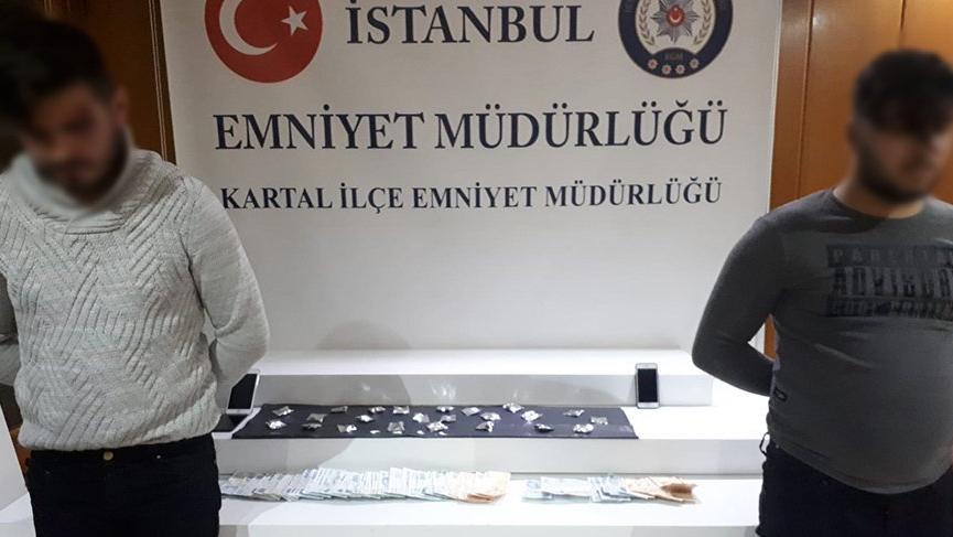 AVM'lerde uyuşturucu satışı iddiası: 3 gözaltı