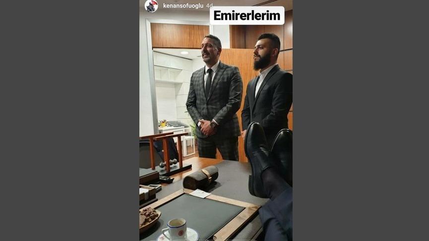 Kenan Sofuoğlu'nun 'emir erim' dediği danışman konuştu...