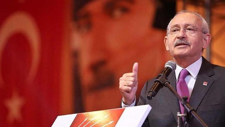 Kılıçdaroğlu: Gezi direnişi onurlu ve barışçıl bir demokrasi hareketidir