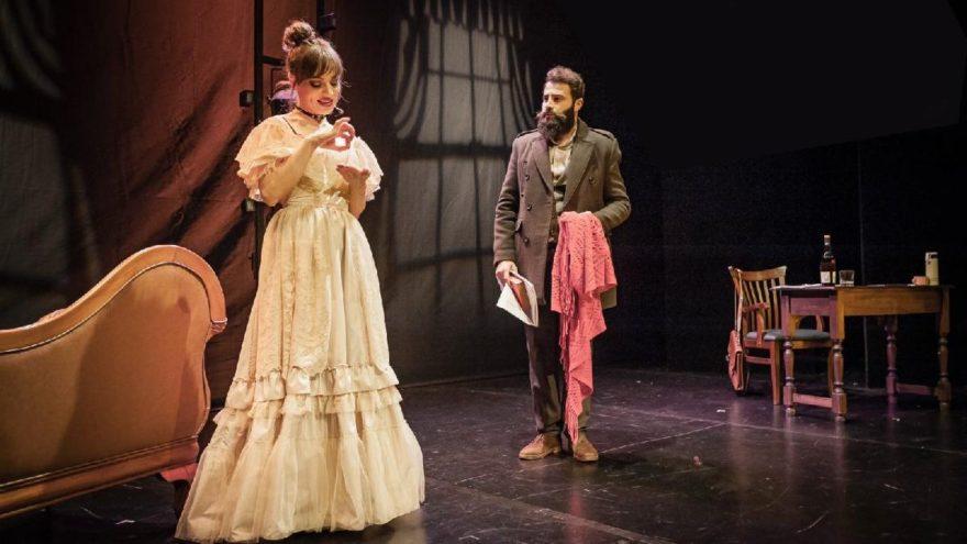 Ödüllü oyun Kürklü Venüs, Bursa ve Ankara'da