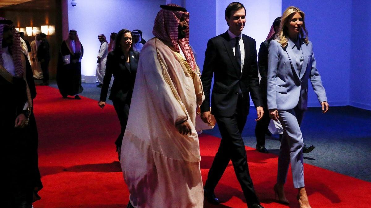 NY Times: Kushner, Kaşıkçı'dan sonra Selman'a tavsiyeler verdi