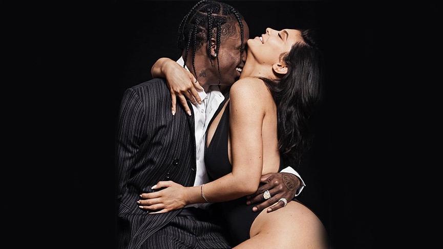 Kylie Jenner ve Travis Scott'ın evleneceği konuşuluyor