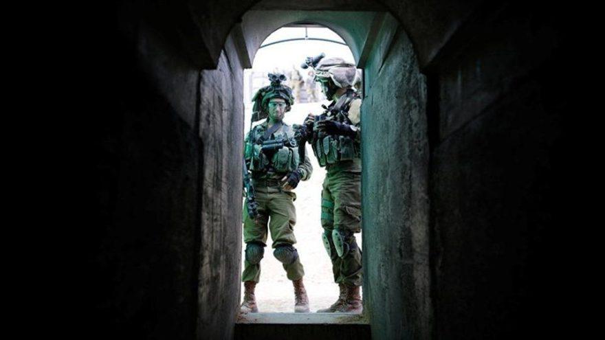 İsrail'den Hizbullah tünellerine operasyon