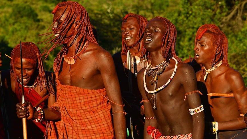 Kendi yasalarını uygulayan kabile: Masai Mara