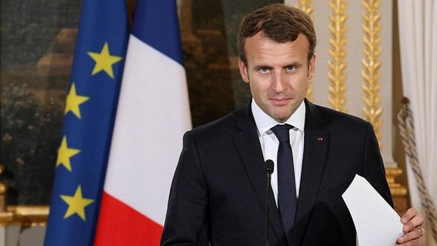Macron'dan Trump'a Suriye tepkisi