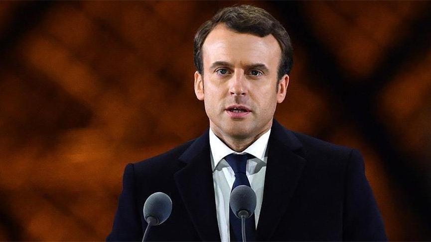 Son dakika… Fransa Cumhurbaşkanı Macron'dan flaş istek!