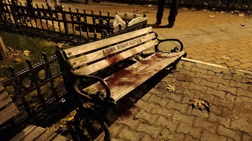 Kadıköy'de taciz iddiası sonrası bıçaklı kavga!