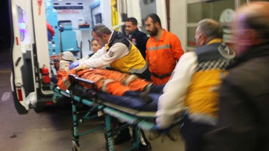 Adıyaman'da bakır madeninde göçük: 1 işçi yaşamını yitirdi