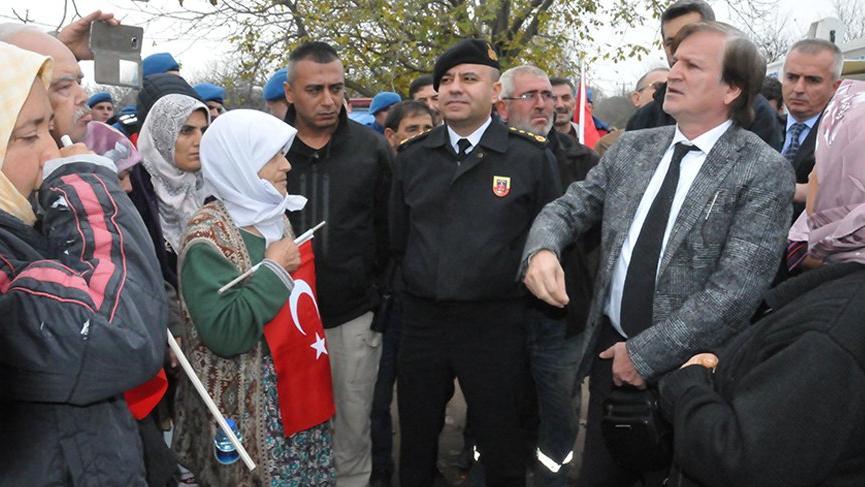 Aydın'daki jeotermal enerji projesine tepki