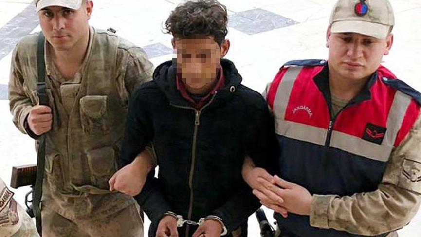 Sınırda yakalanmıştı! Tutuklandı