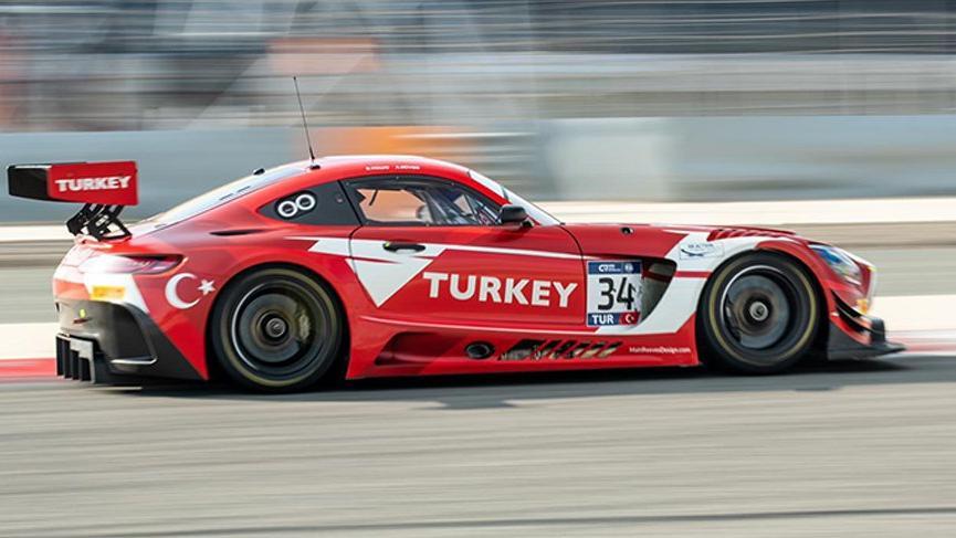 FIA GT Uluslar Kupası Türkiye'nin!