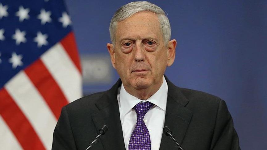 Mattis, ABD'nin Suriye'den çekilme kararını imzaladı
