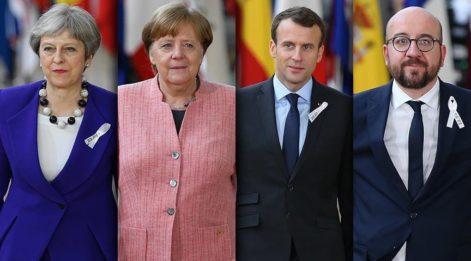 Avrupa'da kriz büyüyor... Liderler sallantıda