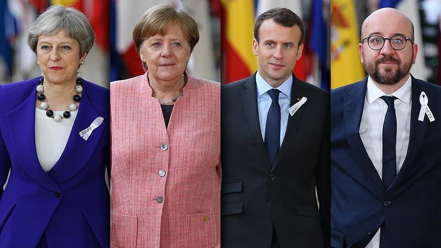 Avrupa'da kriz büyüyor… Liderler sallantıda