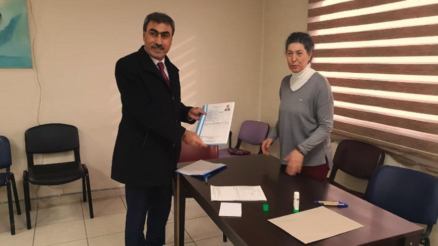 MHP'li eski başkan HDP'ye geçti