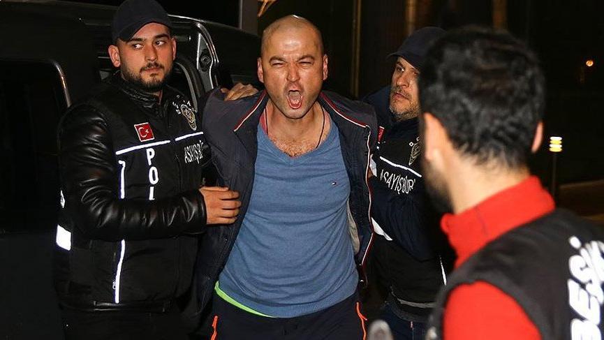 MasterChef Murat Özdemir gözaltına alındı! Papağana el konuldu
