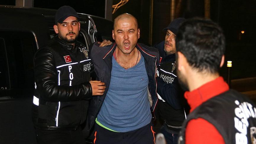 Murat Özdemir mahalleliyi de canından bezdirmiş