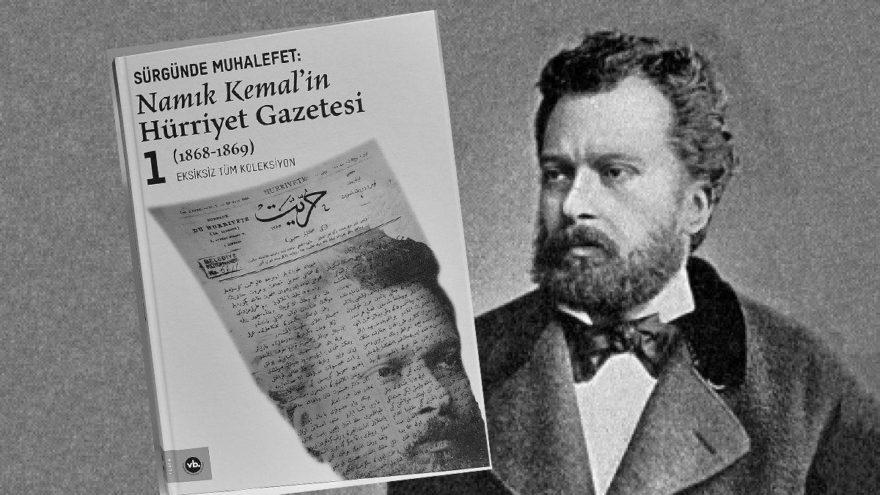 Namık Kemal'den 'Sürgünde Muhalefet'