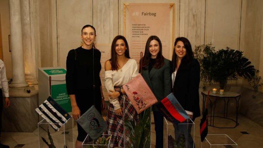 H&M'den yeniden dünyaya gelen sürdürülebilir çanta koleksiyonu