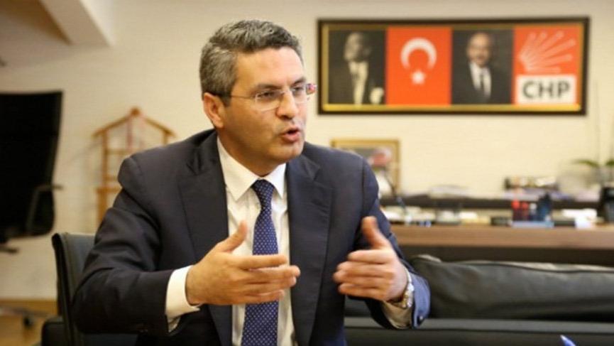 CHP'li Salıcı: İşbirliği İYİ Parti, SP ve sandıkta CHP'yi destekleyeceklerle kurulmalı
