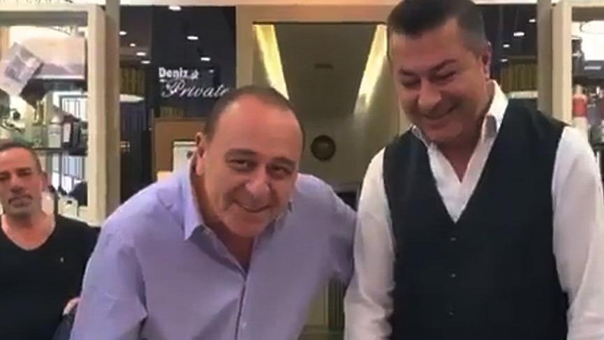 Ömer Sabancı'ya Beşiktaşlı pasta