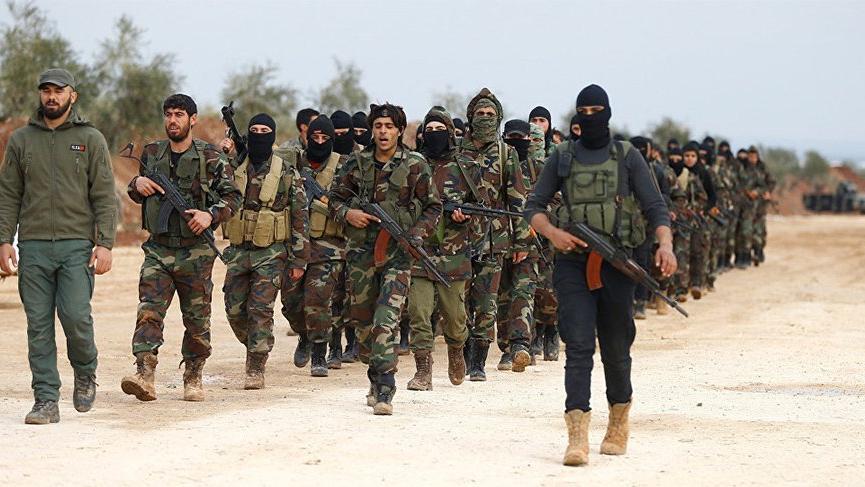 ÖSO birlikleri PYD bölgesine 400 metre mesafede