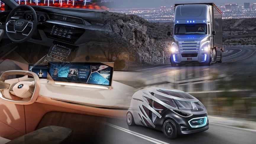 CES 2019'da otomobil firmaları şov yapmaya hazırlanıyor!