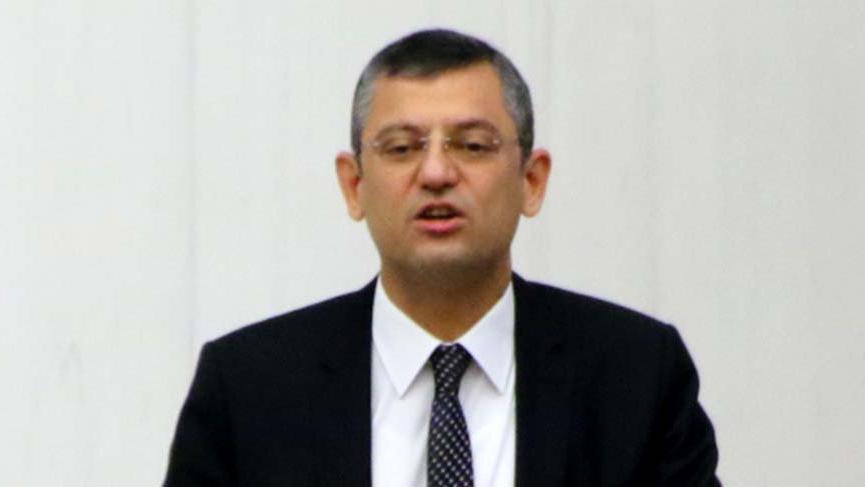 CHP'li Özel'den Gebze-Halkalı hattı uyarısı