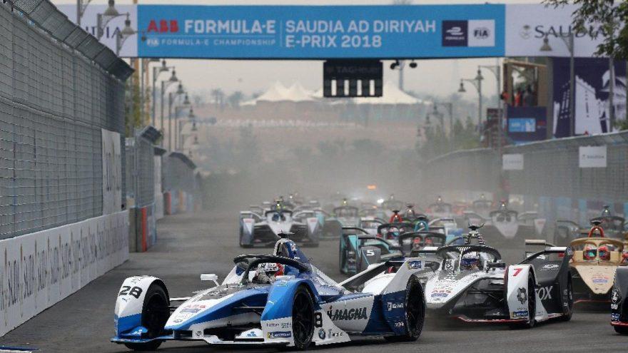 Formula E'nin ilk ayağı hafta sonu tamamlandı!
