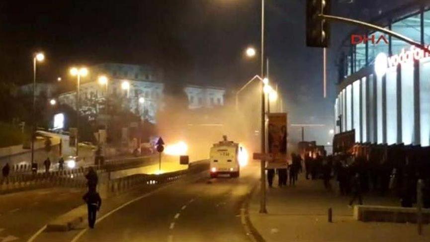 Beşiktaş'taki bombalı terör saldırısı davasına 23 sanık daha eklendi