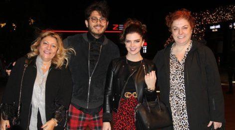 Güntay ve Karahan aileleri bir arada