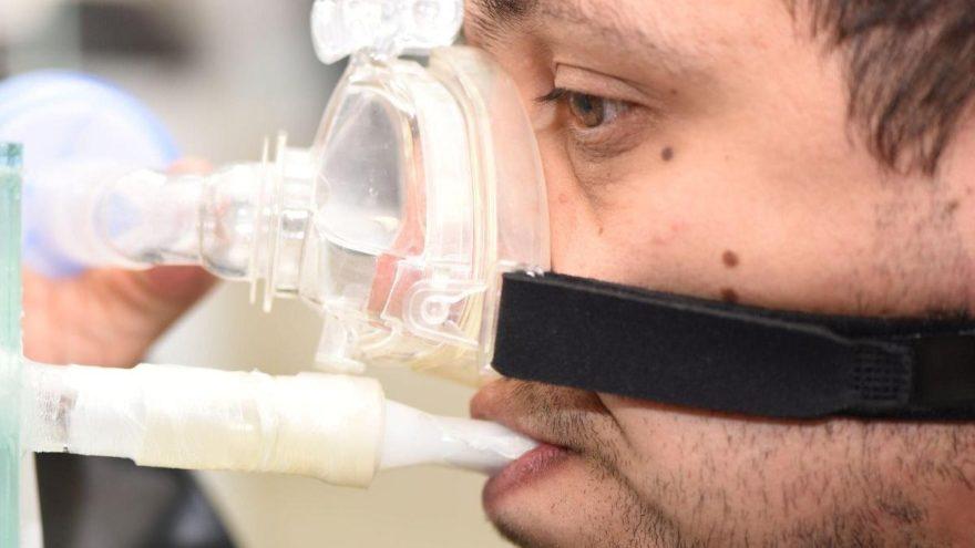 Akciğer kanserine 'nefes' yoluyla tespit