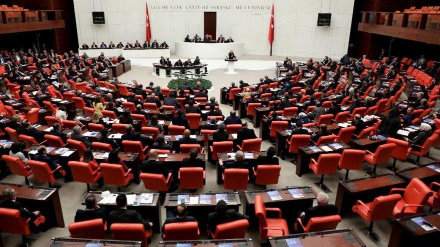 Meclis'te bütçe görüşmeleri devam ediyor