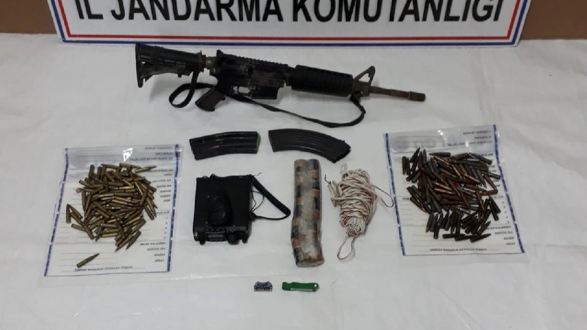 Tunceli'de terör örgütü PKK'ya darbe