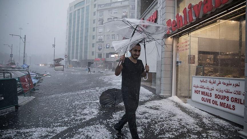İBB Çevre Müdürü: İstanbul'da iklim evrilecek