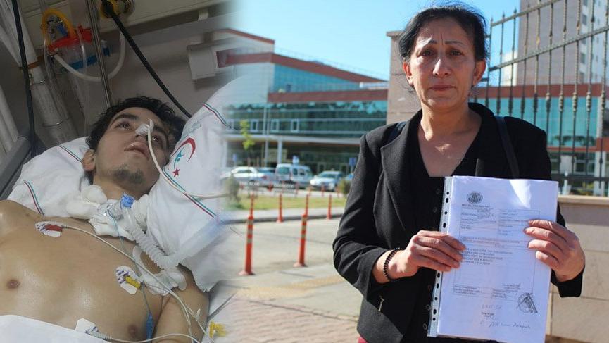 Antalya'da bir annenin çaresizliği