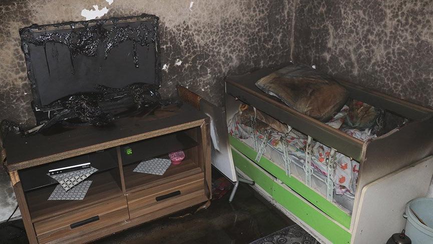 Feci olay! Yozgat'ta evde çıkan yangında 4 yaşındaki çocuk öldü