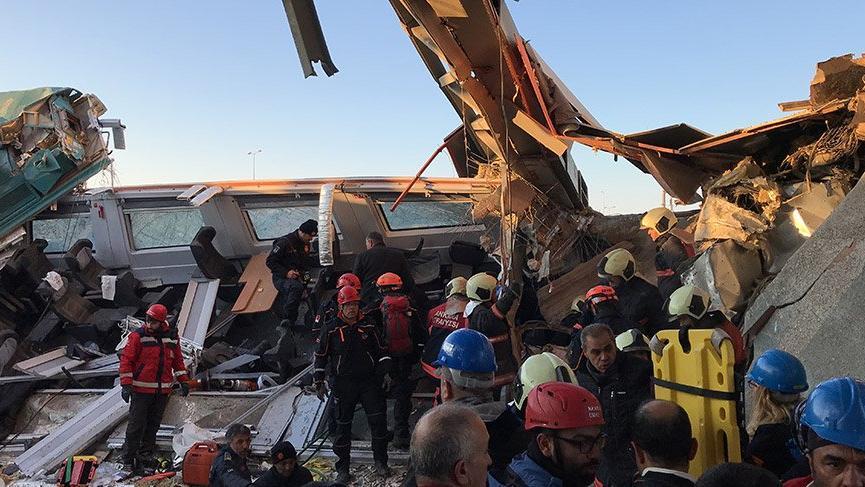 Bahçeli'den tren kazası açıklaması