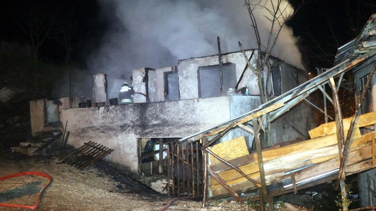 Düzce'den yürek yakan haber! 3 çocuk yanarak hayatını kaybetti